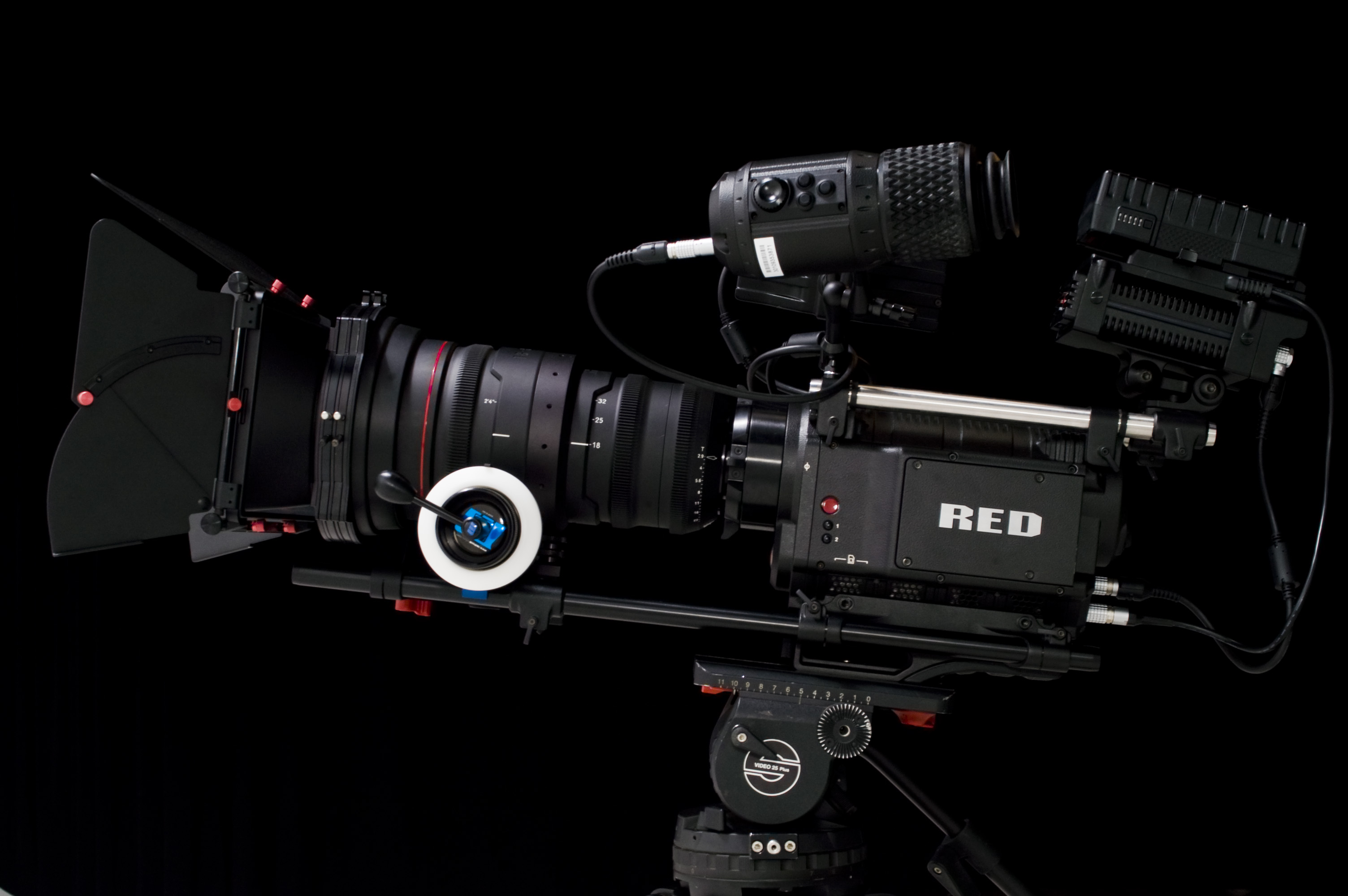 RED Epic and RED One Camera Kit Hire